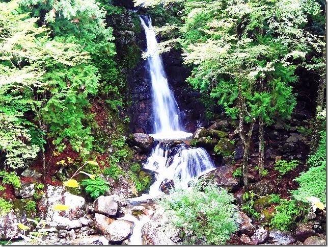 阿寺渓谷 6段の滝