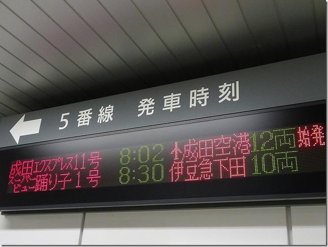 スーパービュー踊り子号