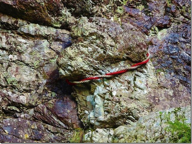 瀞峡 こま犬岩