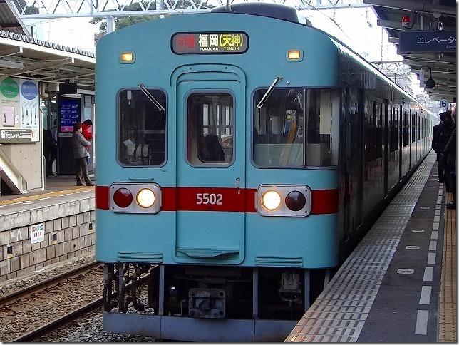 西鉄 二日市駅