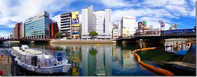 リバークルーズ(博多・中洲・那珂川水上バス)