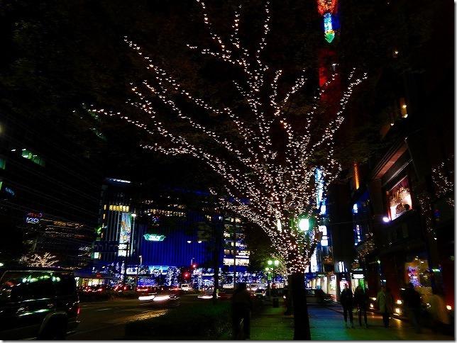 博多駅 イルミネーション