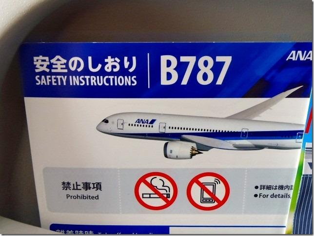 福岡空港 ボーイング787