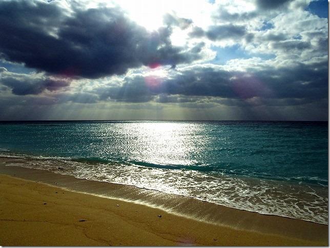 久米島 はての浜