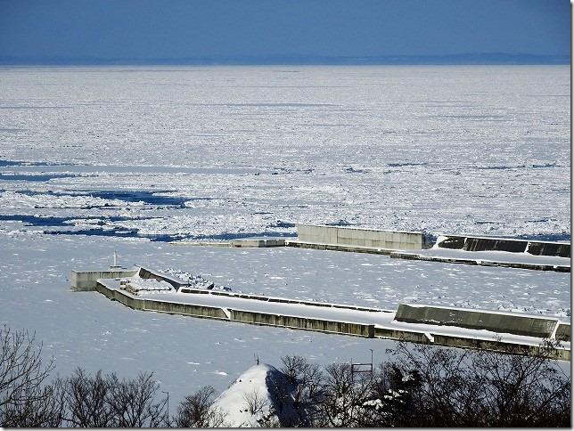ウトロ温泉 知床プリンスホテル 風なみ季 流氷