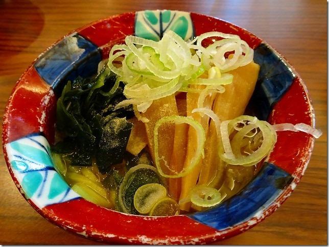 知床 味噌ラーメン