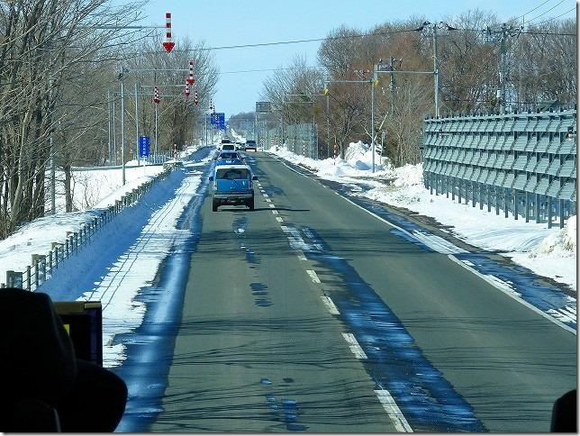 北海道 直線道路