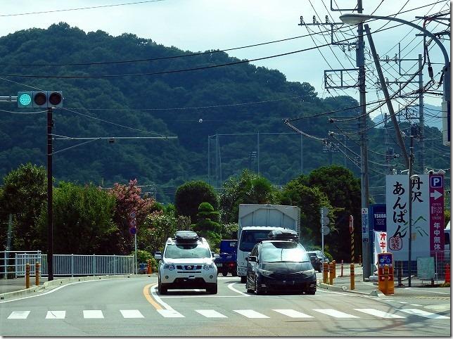 厚木バスターミナル 9番乗り場 七沢温泉