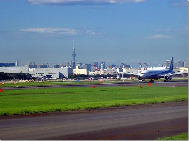 東京スカイツリー 羽田空港
