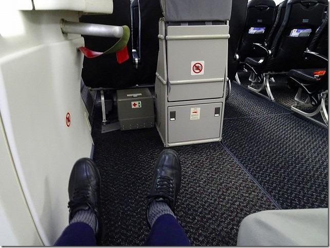JAL 907 那覇行