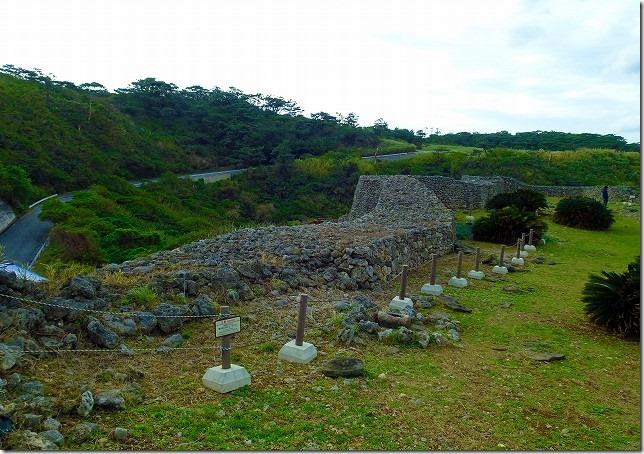 具志川城跡 久米島