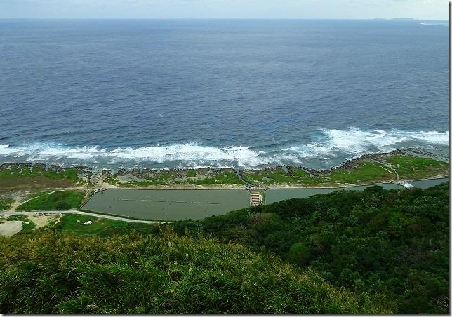 沖縄県 久米島 比屋定バンダ 車エビの養殖場