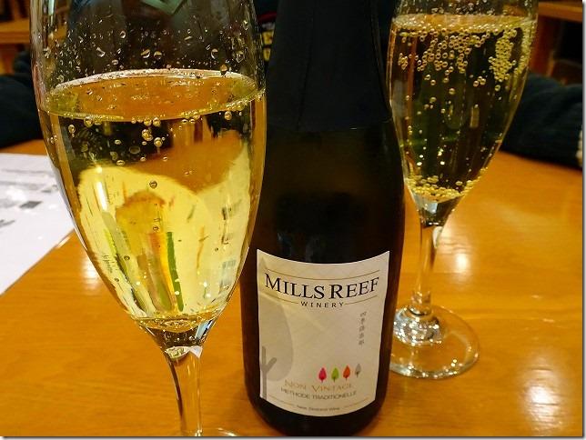 熱海望洋館(静岡県 熱海市)ミルズリーフ スパークリングワイン