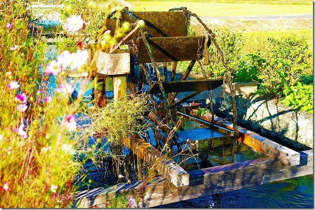 安並水車群