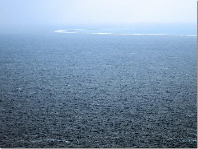 比屋定(ひやじょう)バンタ ハテの浜
