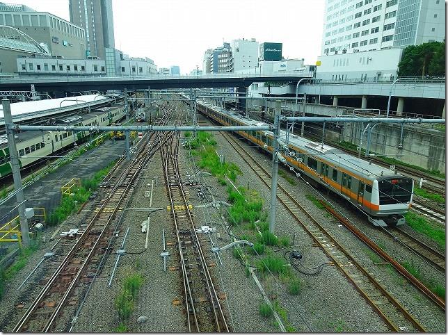 新宿駅 新南口
