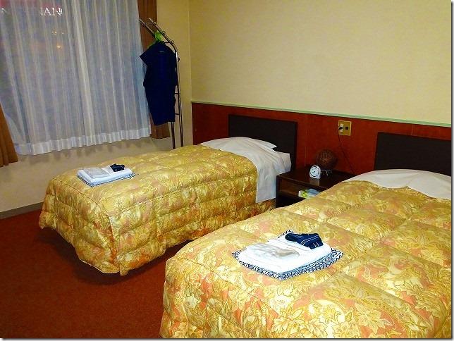 ホテル サンプラザ栂池