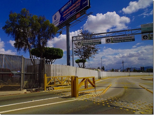 アメリカ メキシコ 国境