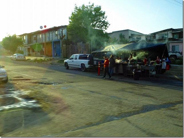 メキシコ ティファナ タコス