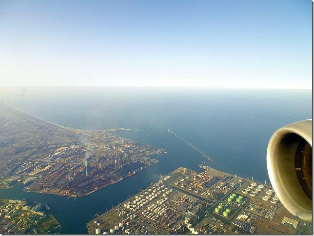 サンディエゴ国際空港 JAL便