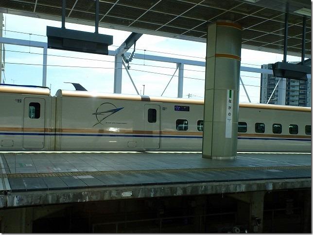 北陸新幹線 長野駅
