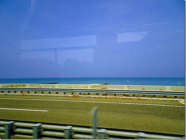 北陸自動車道 日本海