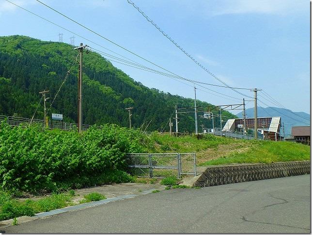 北陸本線 湯尾(ゆのお)駅(福井県 南条郡 南越前町 湯尾)
