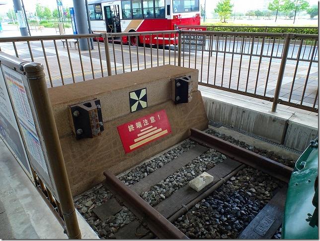 広島港宇品旅客ターミナル 広島市電
