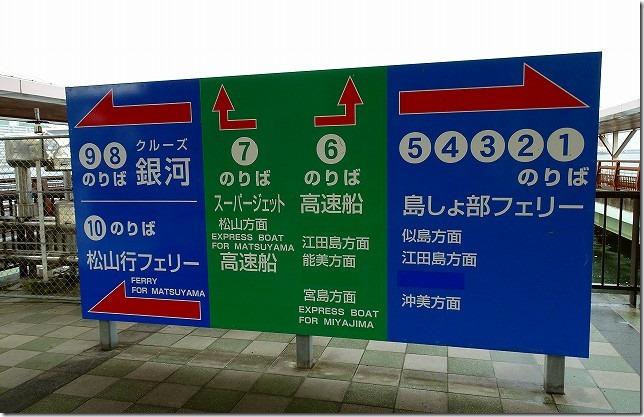 広島港宇品旅客ターミナル