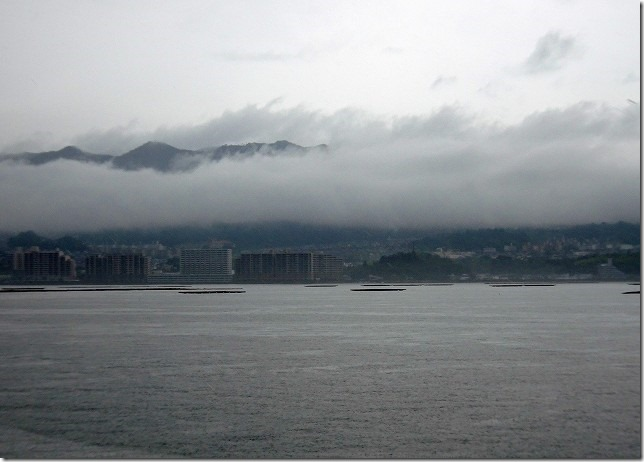 広島港(広島港宇品旅客ターミナル)から宮島(嚴島)