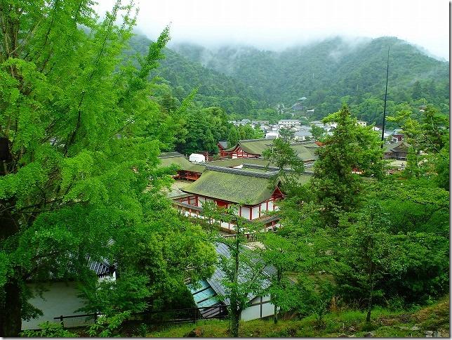 宮島(嚴島)千畳閣(豊国神社)