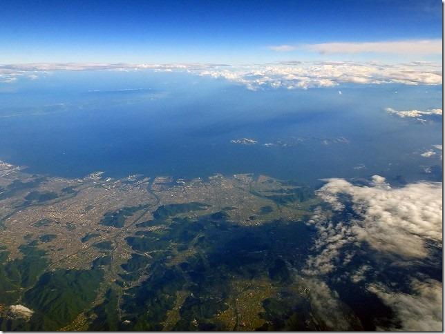 小豆島 淡路島