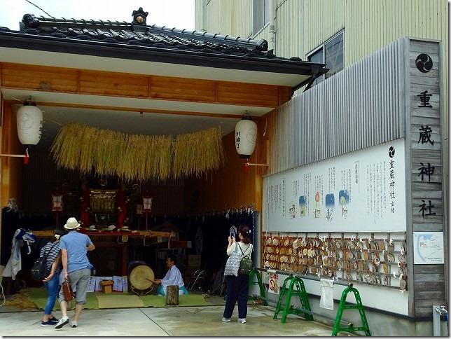 輪島大祭 重蔵神社