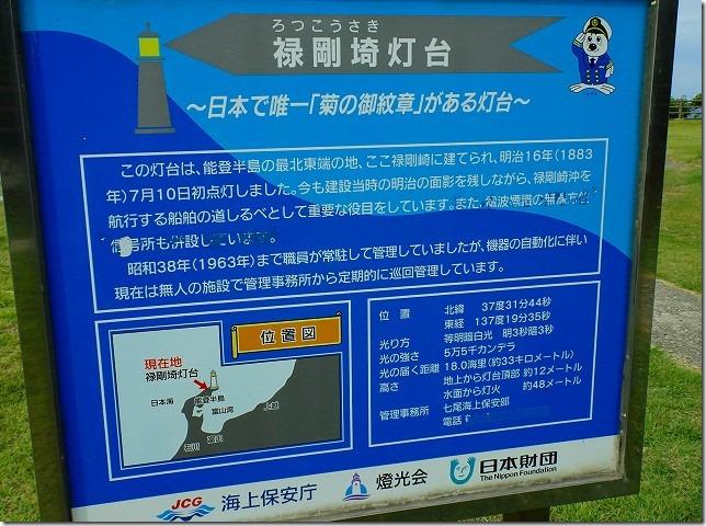 禄剛埼(ろっこうさき)灯台(石川県 珠洲(すず)市)