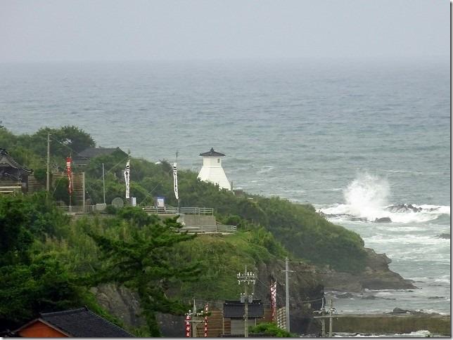 旧福浦灯台(石川県 羽咋郡 志賀町)
