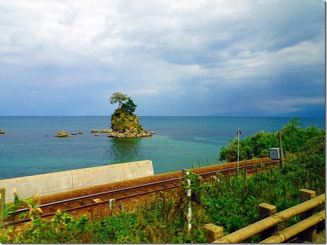 雨晴(あまはらし)海岸(富山県 高岡市)