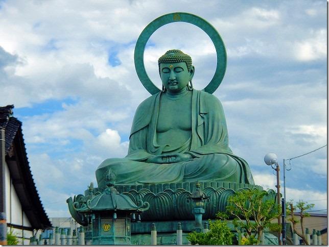 高岡大仏(富山県 高岡市)