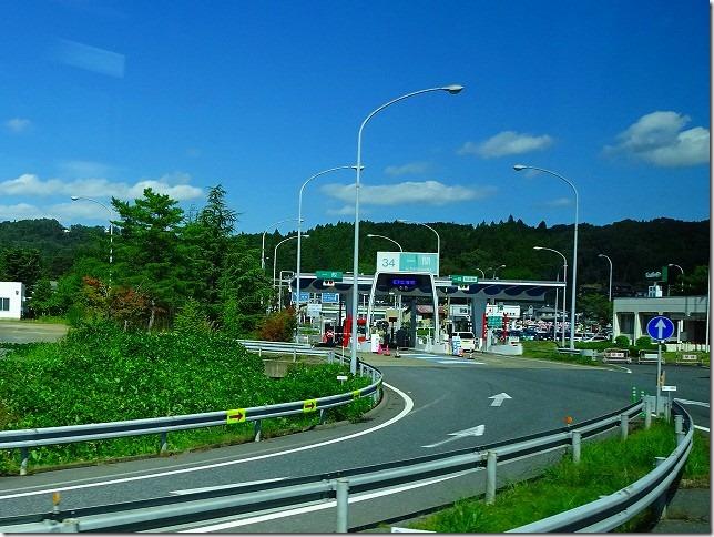 東北自動車道 一関IC