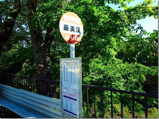 厳美渓(げんんびけい) 岩手県 一関市