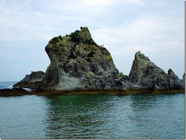浄土ヶ浜(岩手県 宮古市)三陸復興国立公園