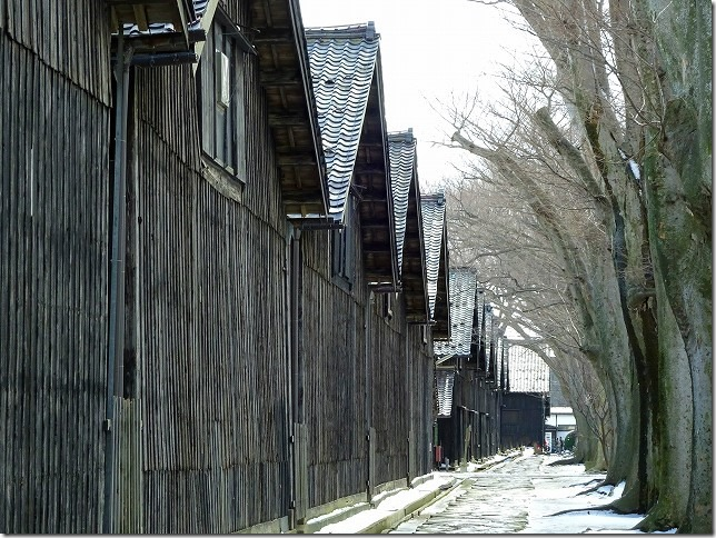 山居(さんきょ)倉庫(山形県 酒田市)