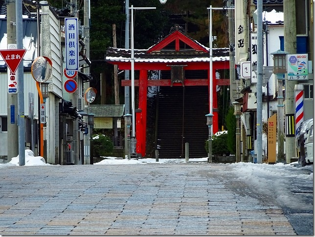 おくりびと ロケ地 山形県 酒田市