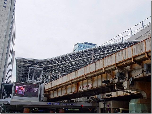 大阪駅 時空(とき)の広場