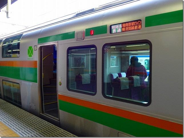 湘南新宿ライン 宇都宮駅