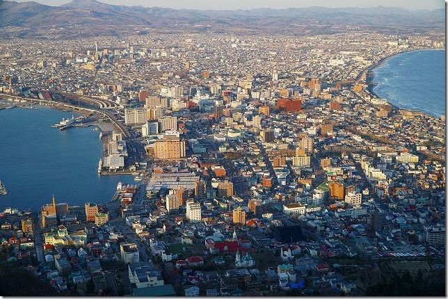 函館山 北海道 函館市