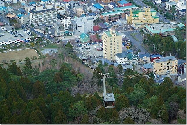 函館山ロープウェイ 北海道 函館市