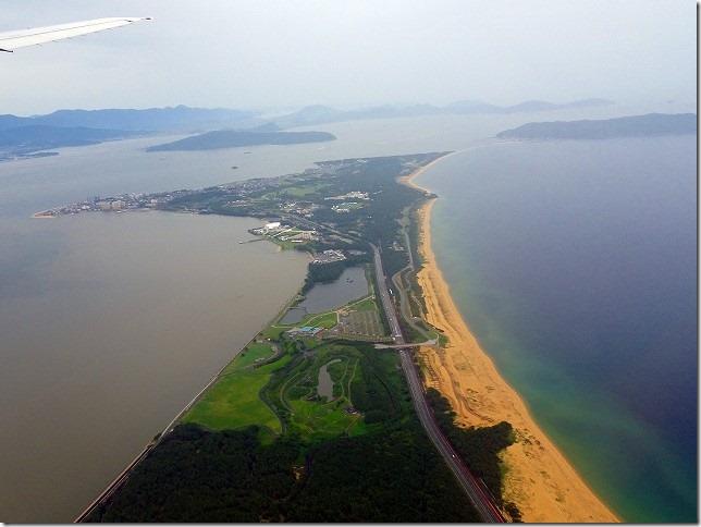 海の中道  能古島 志賀島 福岡
